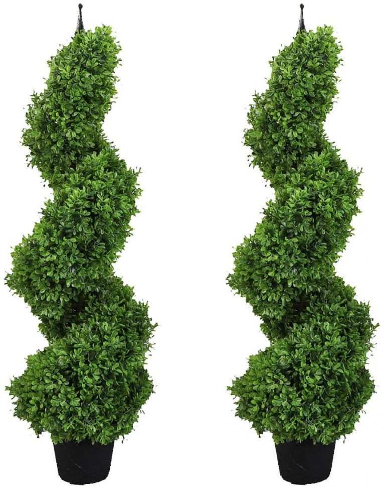 Árbol topiario artificial de 90 cm