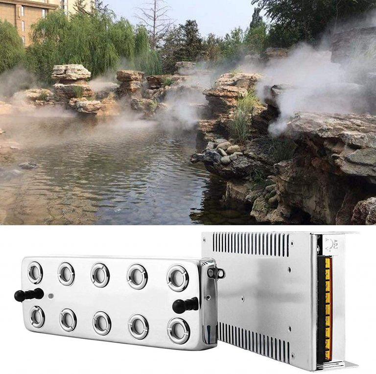 10 Cabezales de Niebla por ultrasonidos Fogger