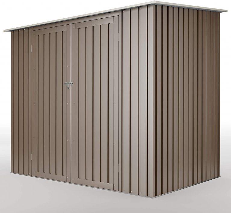Armario Metal 3.17m2 - 213x149x194 cm