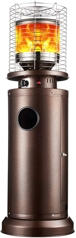 Calefactor De Exterior Comercial Portátil De Gas Propano