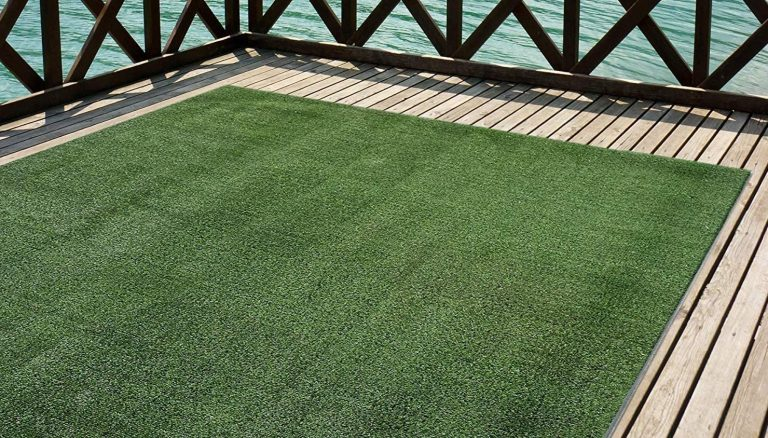 Cesped artificial Premium. Altura de 7mm. Rollos de 1x5 metros Para terraza