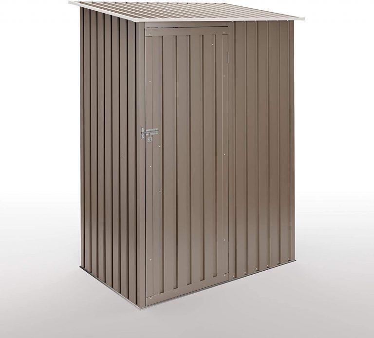 Hoggar Armario Metal 1.27m2 - Garantia 10 años - 143x89x186cm