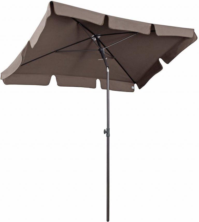 Sombrilla 200 x 125cm Parasole para Terraza