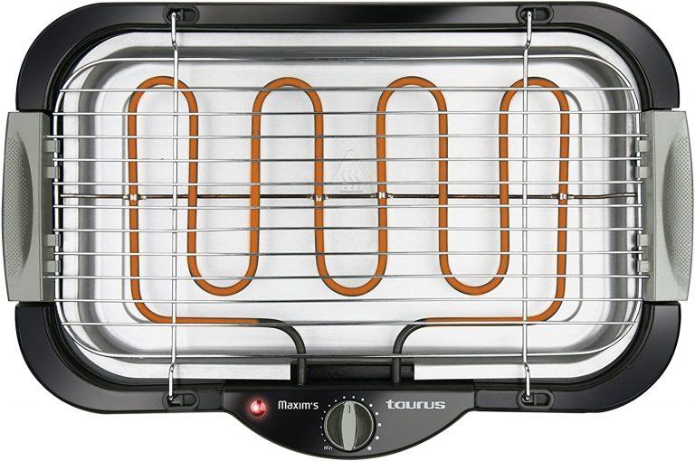 Taurus Maxim`s III – Barbacoa eléctrica