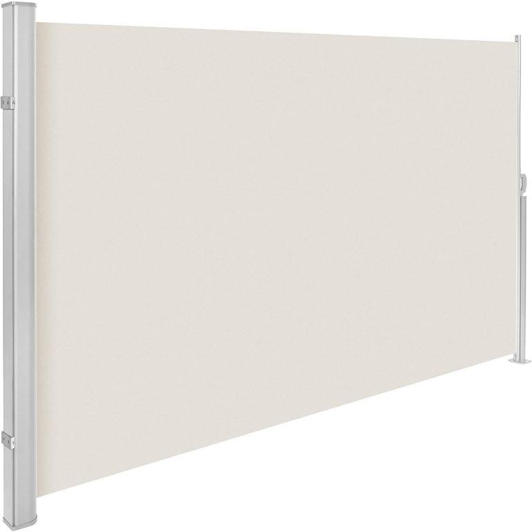 Toldo Lateral de Aluminio Separador retráctil terraza