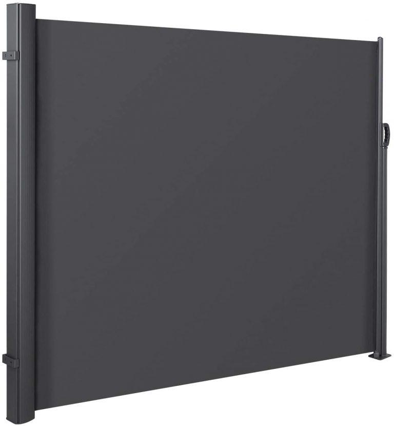 Toldo Lateral de Aluminio de 300 x 160 cm 180 cm