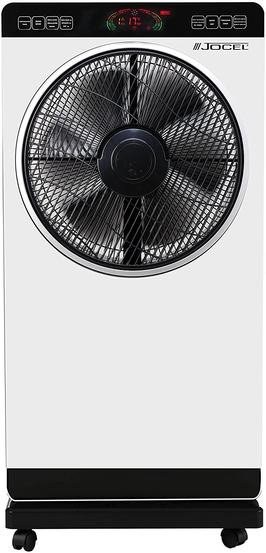Ventilador nebulizador, 80 W, 2 litros