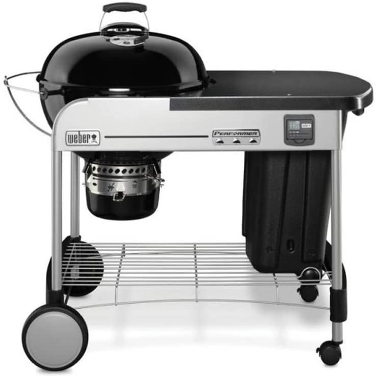Weber 15401004 - Performer Premium GBS 57 cm Black