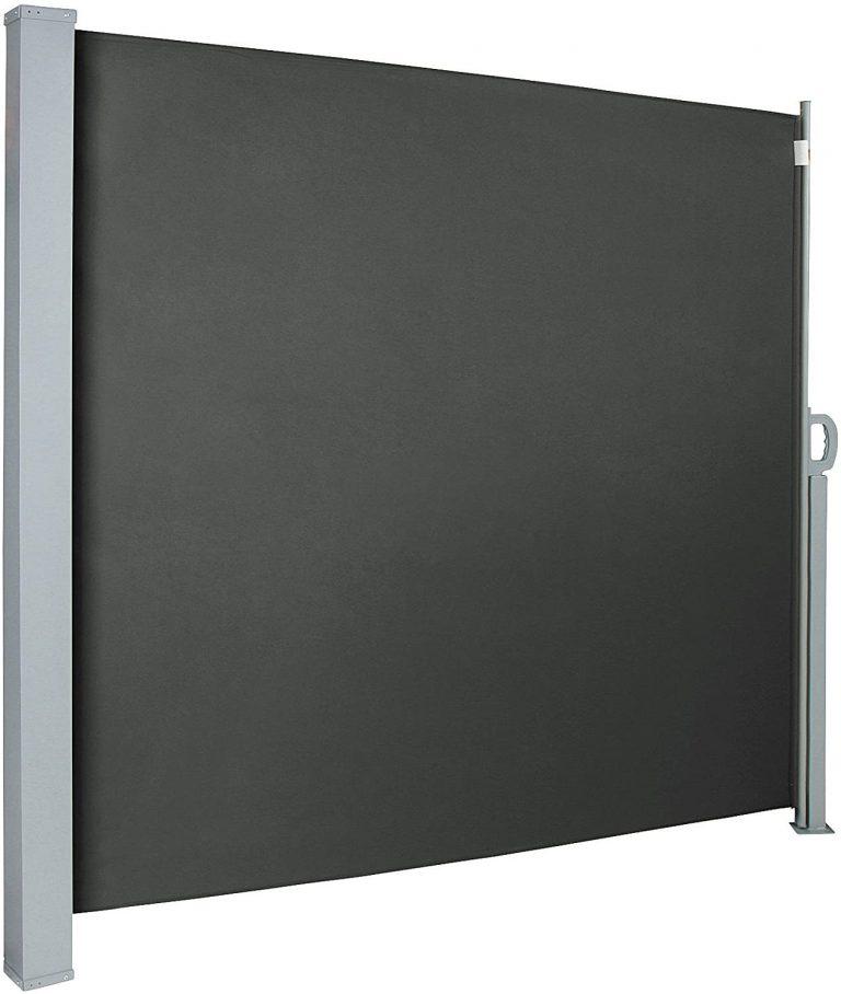toldo lateral (Visión Protección Protección Solar, cortavientos, 160-180 x 300 cm
