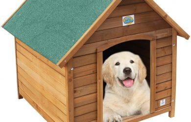 Caseta de Madera Casa para Perros