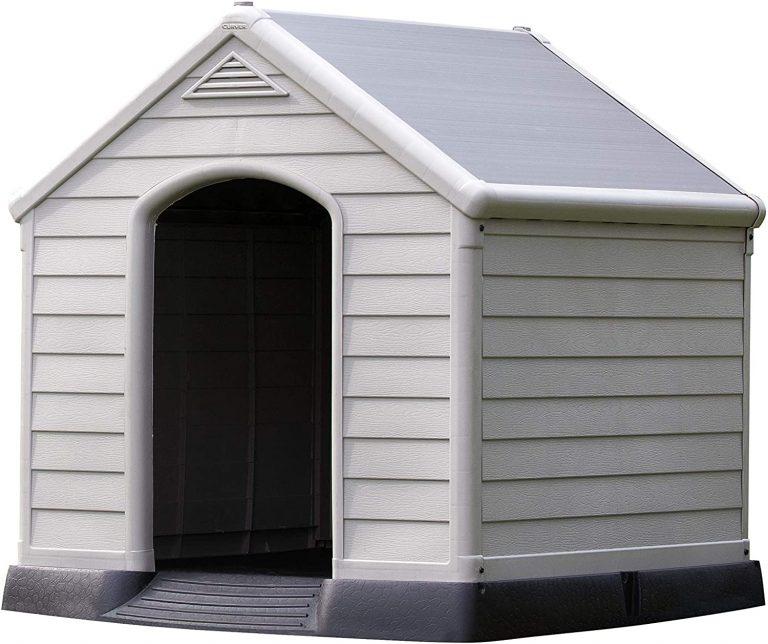Caseta de perro, 95 x 99 x 99 cm