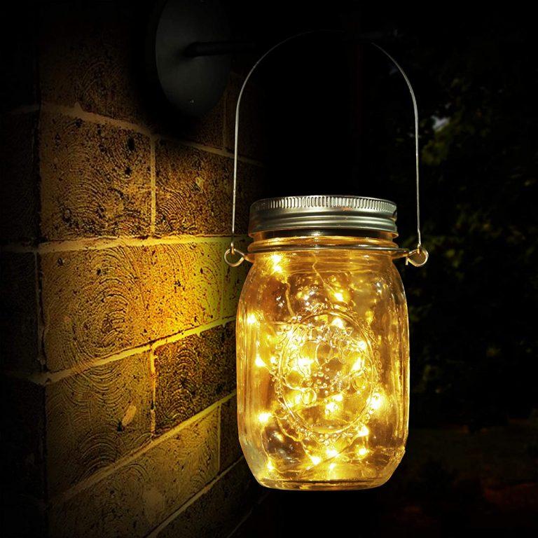 Lámpara de Decoración Solar para Jardín
