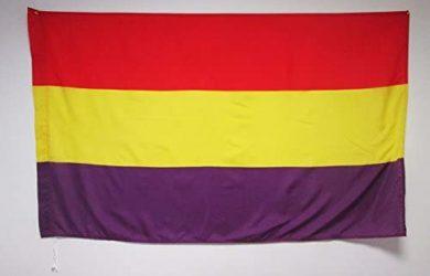Bandera ESPAÑA Republicana SIN Escudo 150x90cm
