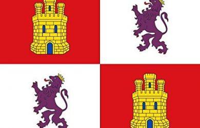 Bandera de Castilla-LA Mancha 150x90cm