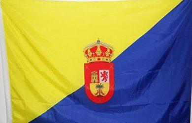 Bandera de Gran Canaria 150x90cm