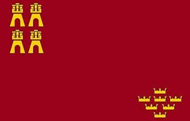 Bandera de Murcia 150 x 90 cm
