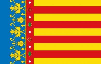 Bandera de la Comunidad de Valencia