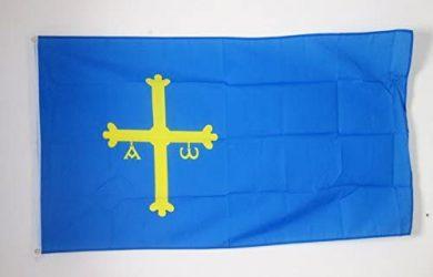 Bandera del PRINCIPADO DE Asturias 150x90cm
