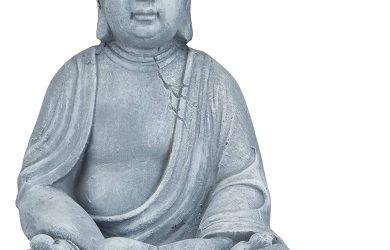 Estatua Buda Sentado XL para Jardín