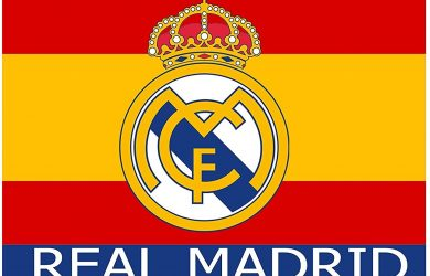 Producto Oficial Real Madrid Bandera del Real Madrid