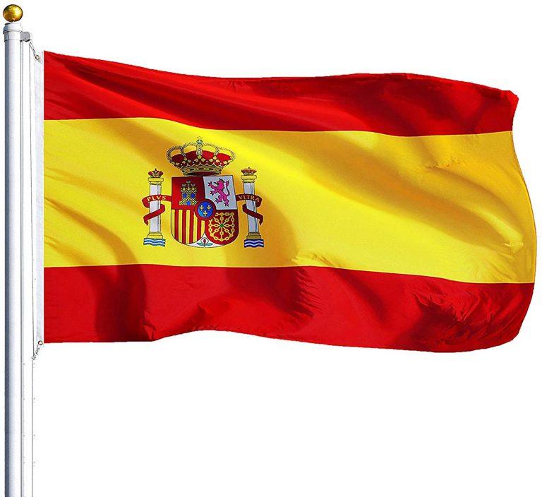 andera de España, Resistente a la Intemperie, 90 x 150 cm