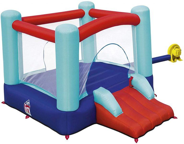 Bestway 53310 - Castillo Hinchable Spring n' Slide Park 245x200x145 cm