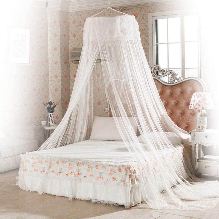 Mosquitera de cama Anti-insectos
