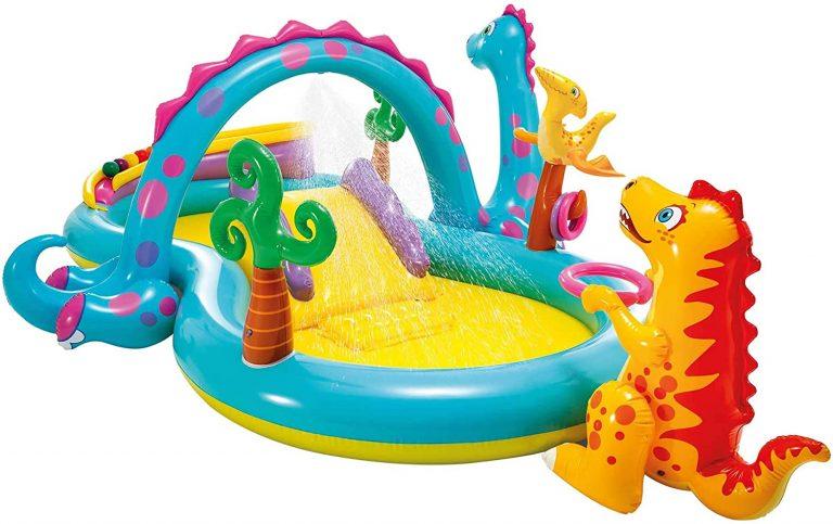 noland Play Center-Centro de juegos acuático hinchable